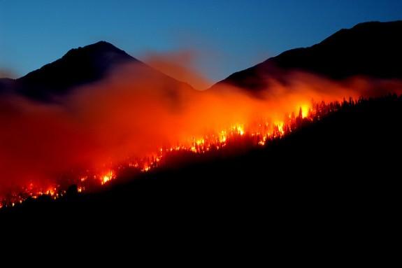 Arizona's Devastating Wildfires