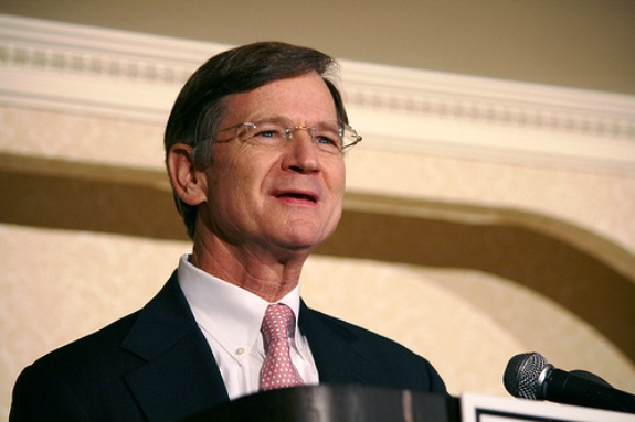 Congressman Lamar Smith (R-TX)