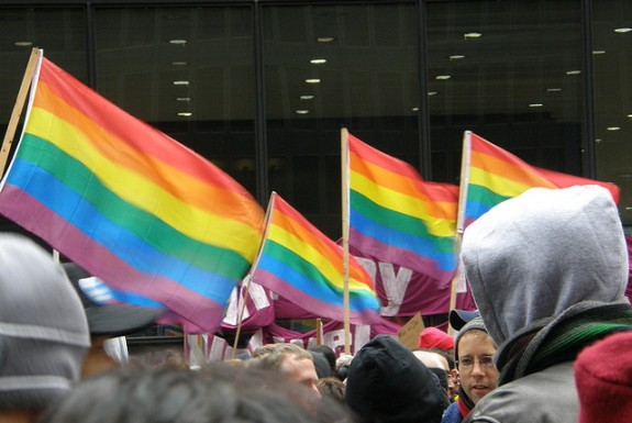 Gay Rights Protests