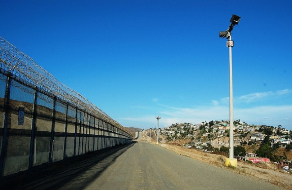 The Mexican-American Border