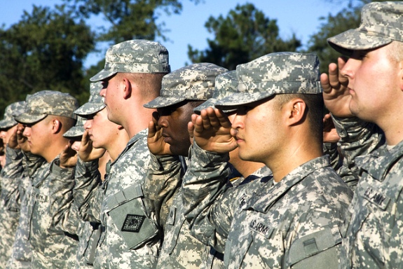 Immigrants in the Military