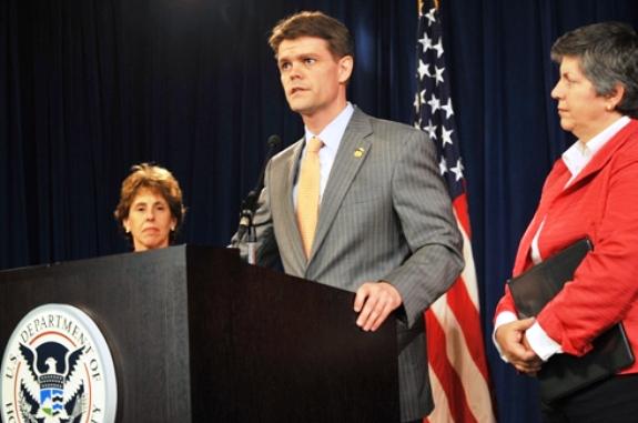 Immigration and Customs Enforcement's Director, John Morton