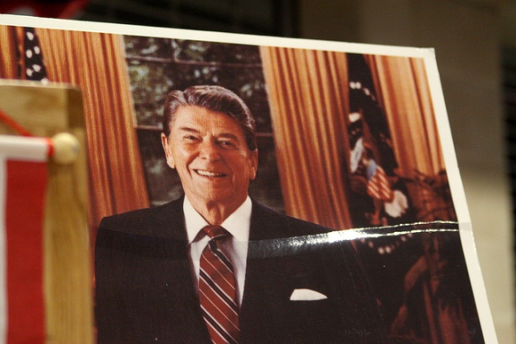 Remember the Ingenious President Ronald Reagan