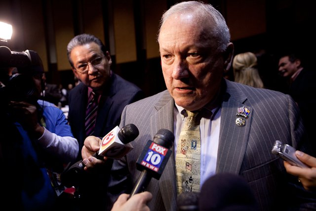 Former Arizona State Senator, Russell Pearce