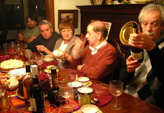 The Turkey Dinner Debate