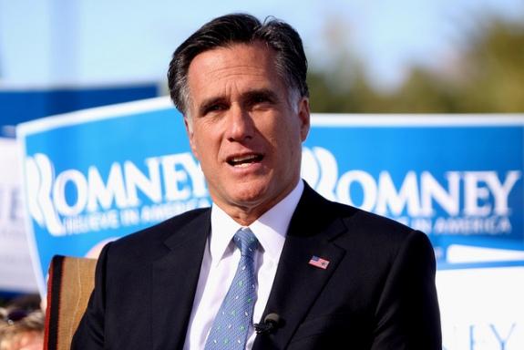 Mitt Romney, GOP Campaign