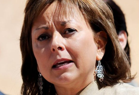 Republican Governor Susana Martinez