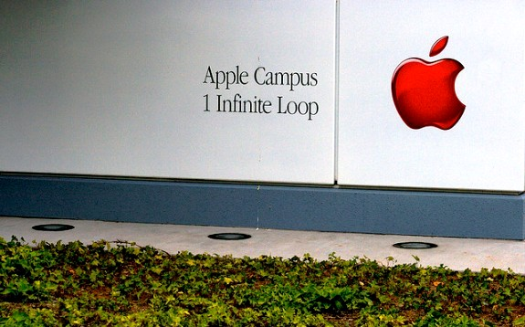 Apple Campus 1 Infinite Loop