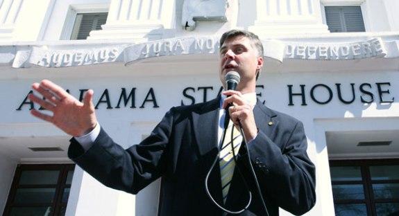 Scott Beason of Alabama