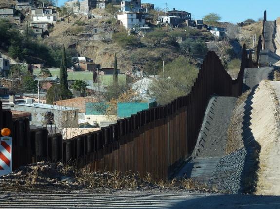 The US - Mexico Border