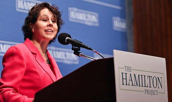 Cecilia Munoz, the Domestic Policy Council Director