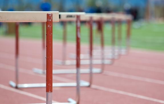 Track Hurdles